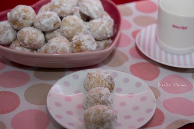 Noix de macadamia 夏威夷果仁酥餅