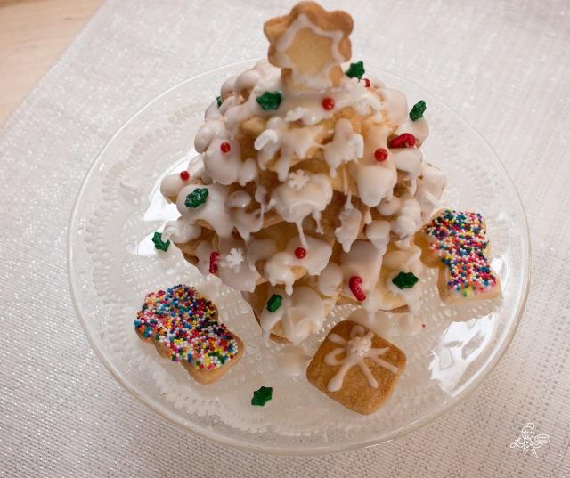 Christmas Cookie Tree 曲奇聖誕樹