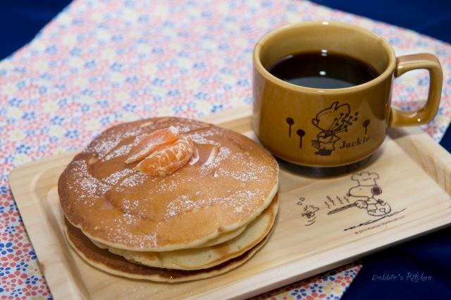 Pancake 熱香餅