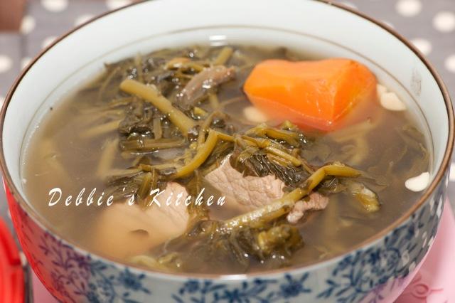 清潤西洋菜湯