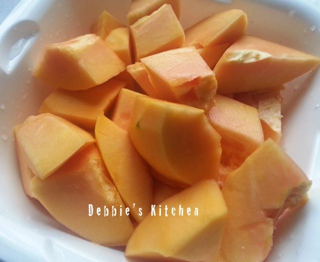 木瓜薏米去濕湯