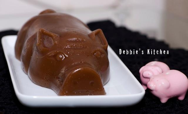 金豬庶糖年糕