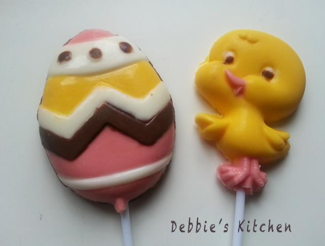 Easter egg & chick