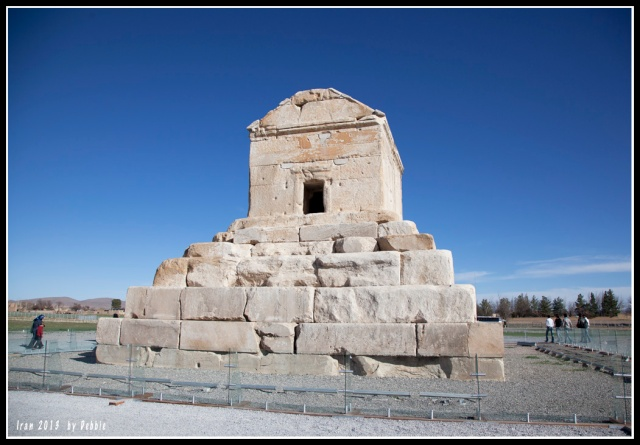 Tomb of Cyrus the Great 居魯士大帝陵墓
