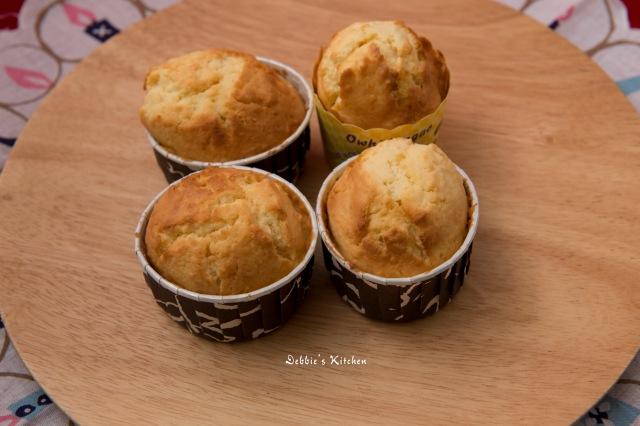 Plain Muffin  原味鬆餅