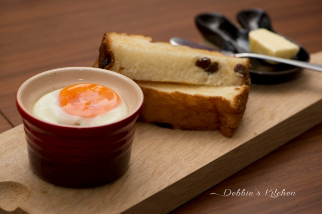 Egg Gratin 烤焗蛋盅