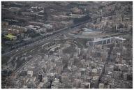 繁榮現代化的德黑蘭,每天也很塞車