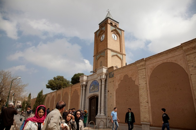 Vank Cathedral 入口