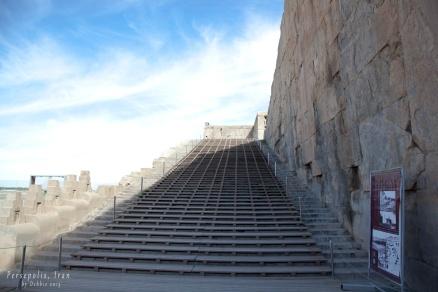 Terrace Stairway現已鋪上木板