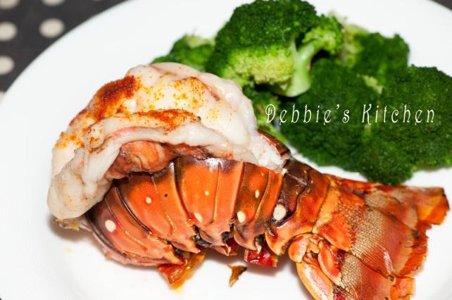 Grilled Lobster Tail  焗龍蝦