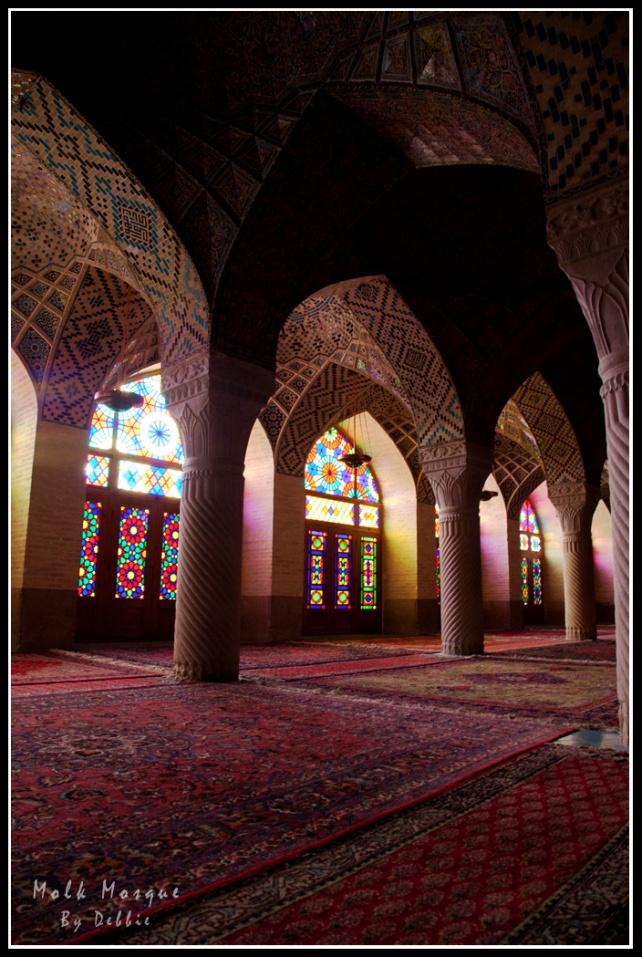 Molk Mosque - 冬天祈禱室