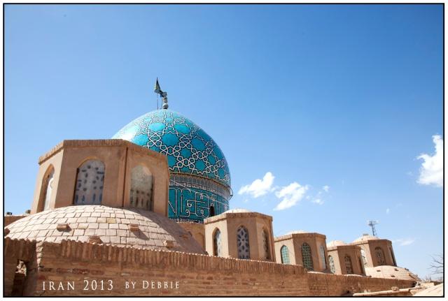 Shrine of Shah Nematollah Vali 外面