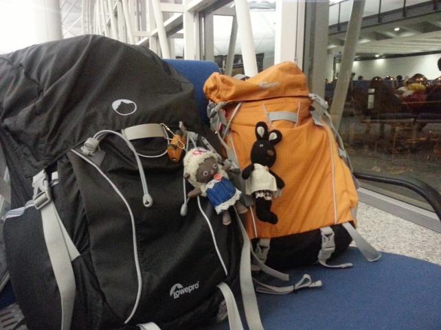 搭零晨1:45航班去大阪