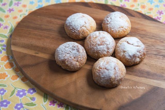 Boule de Neige  雪球圓餅