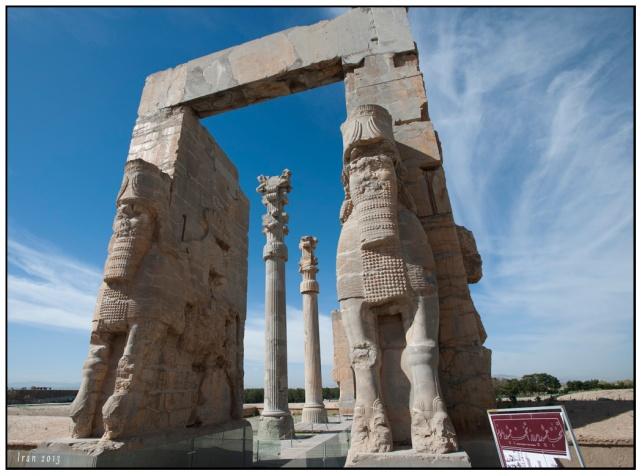波斯波里斯 Persepolis