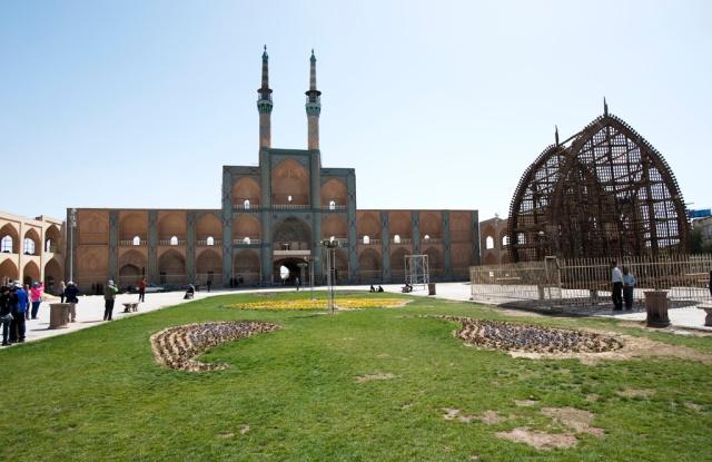 查麥克廣場(Amir Chakhmaq Complex)