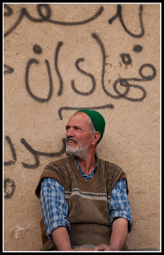 仍住在古城的伊朗人