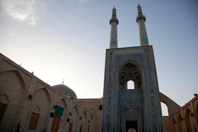 星期五清真寺 Jameh Mosque