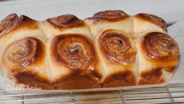 Cinnamon Roll  肉桂卷