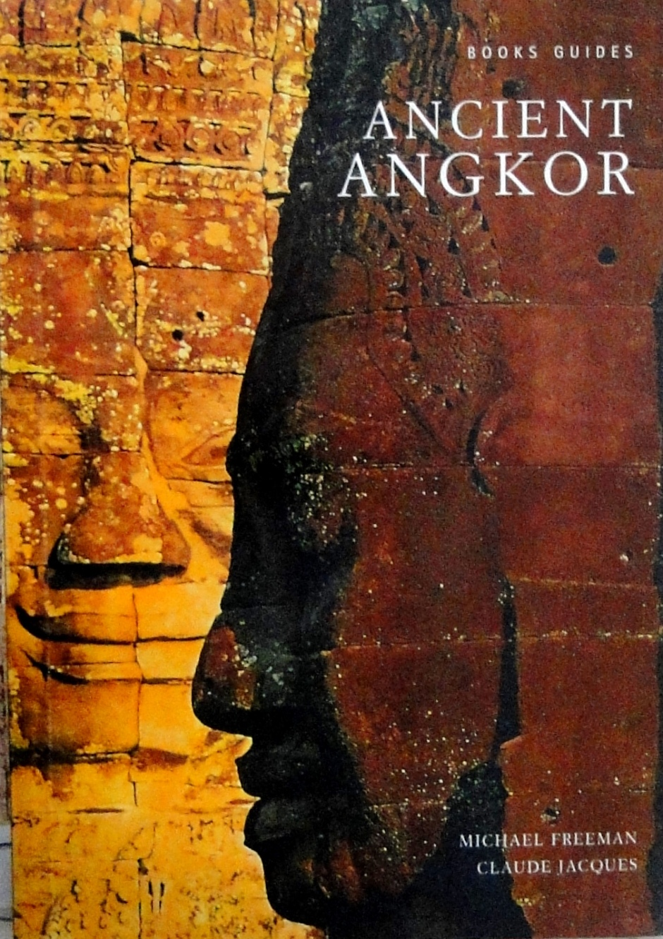 Ancient Angkor, book guide by Michael Freeman and Claude Jacques