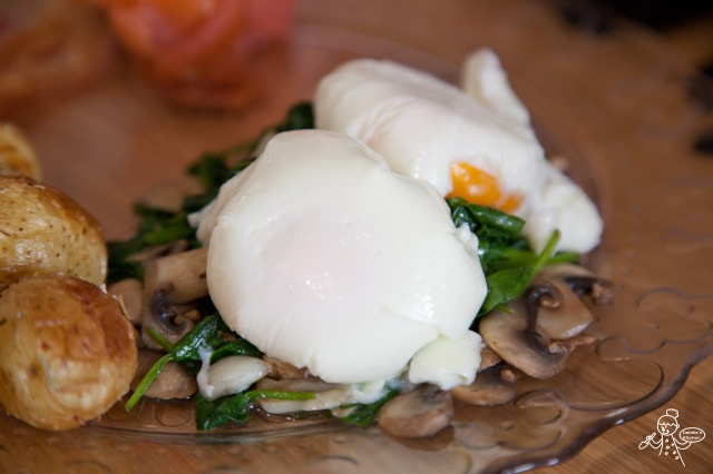 Poached Egg 水波蛋