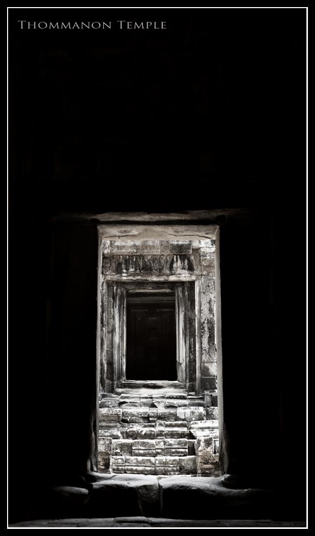 寺內的走廊
