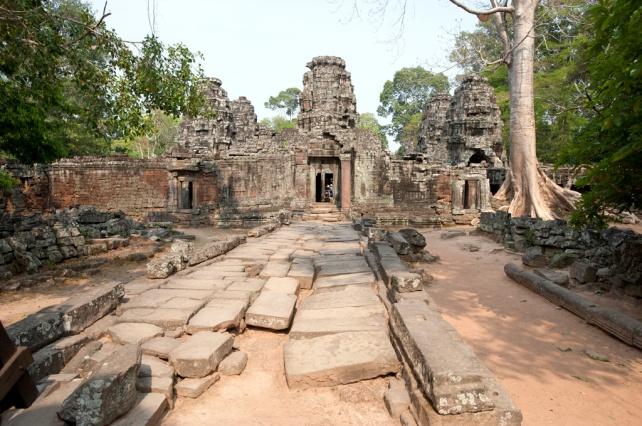 班蒂喀黛寺 (Banteay Kdei)