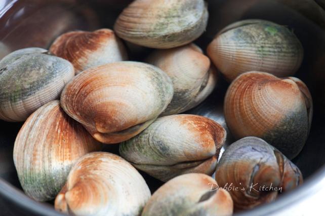 蜆 (Short neck clam)