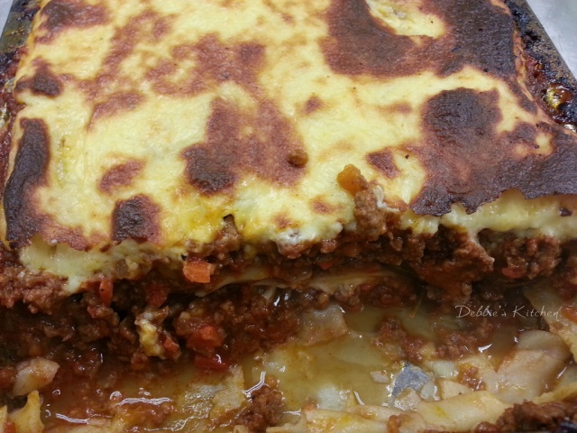 Lasagna  肉醬千層麵