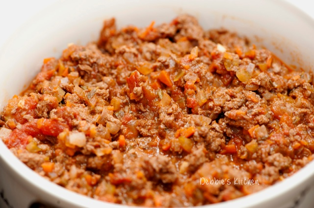 Bolognese Sauce 意大利肉醬