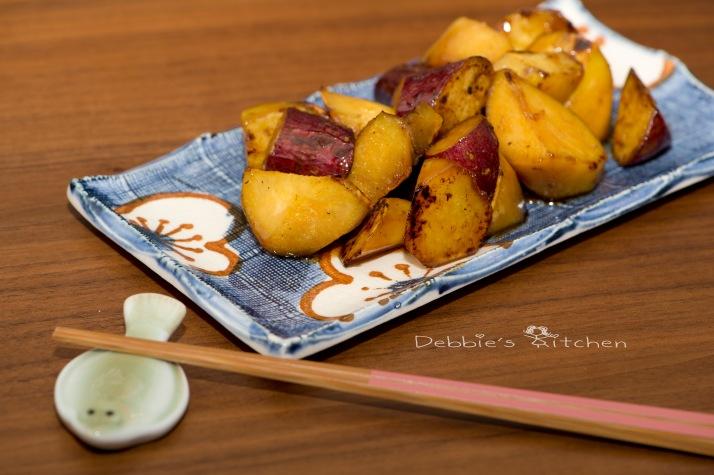 大学芋 日式蜜糖蕃薯