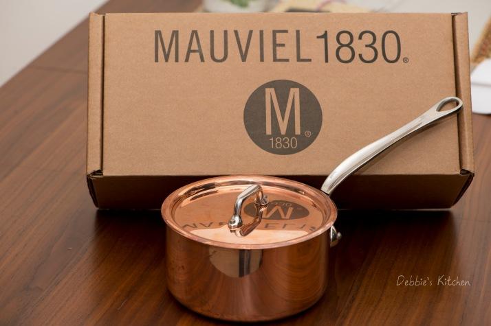 Mauviel Heritage1830 銅鍋