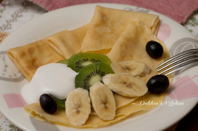Crepe 法式薄餅