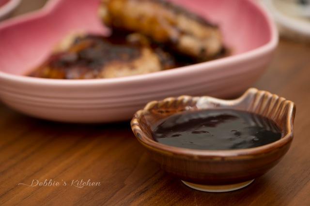 照り焼きソース  日式照燒醬