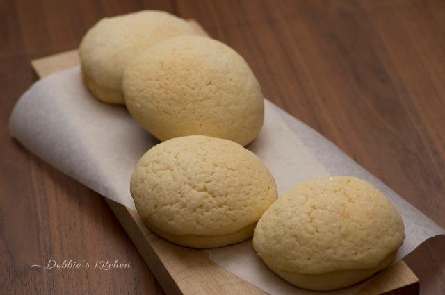 哈蜜瓜麵包