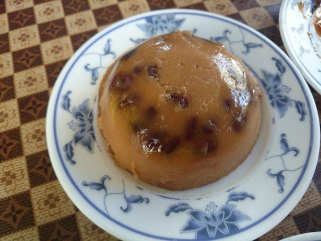 紅豆黑糖碗粿