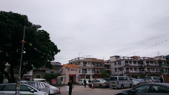 孔嶺村停車場集合