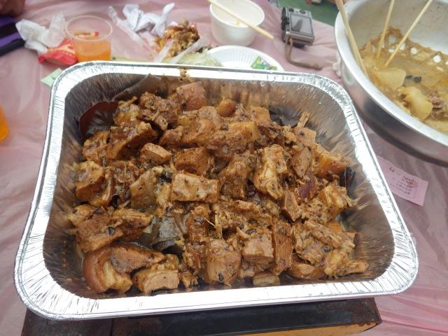 傳統客家豬肉