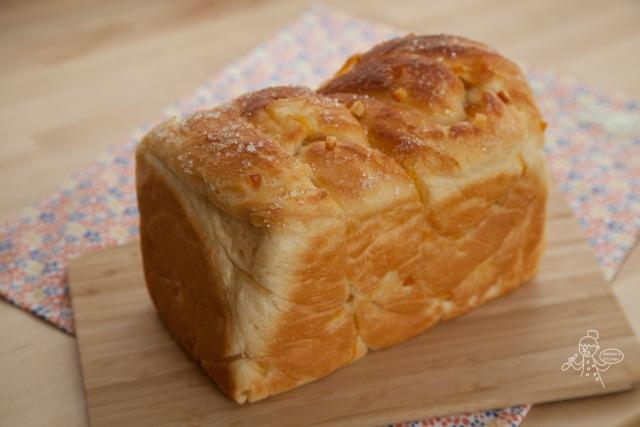 Orange Peel Bread 脆皮橘子麵包