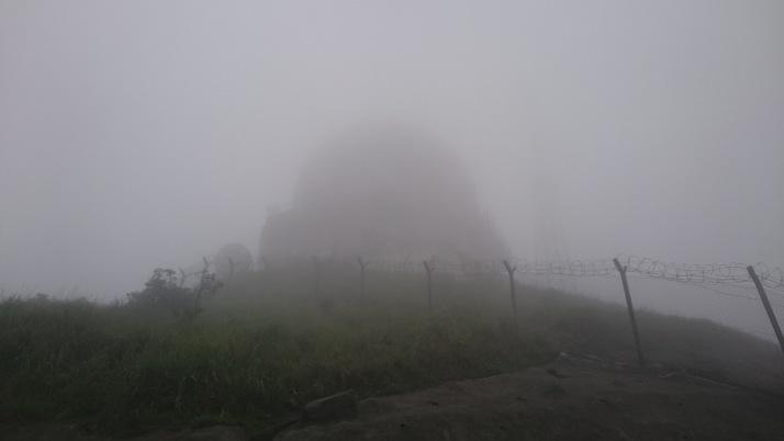 大帽山雷達站