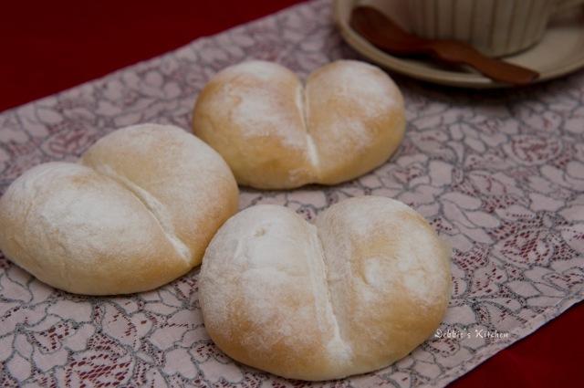 海蒂白麵包 [上新粉]