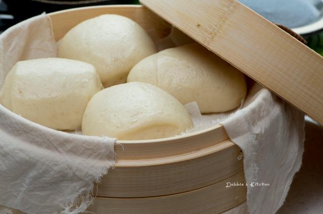 鮮奶饅頭 [老麵法]