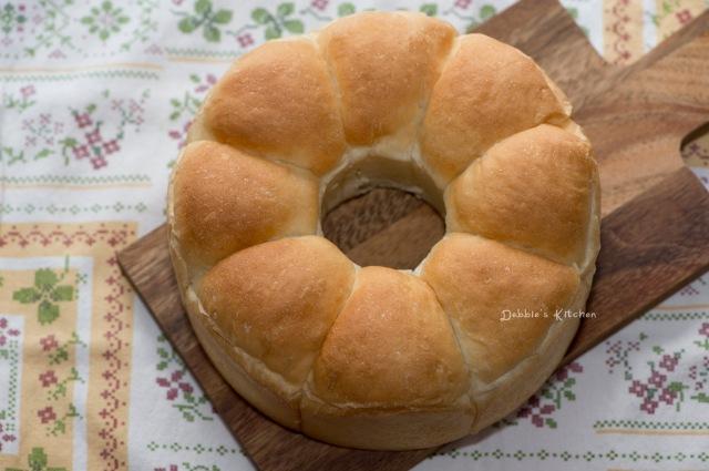 皇冠小麵包