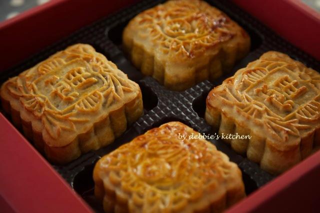 雙黃黃蓮蓉月餅