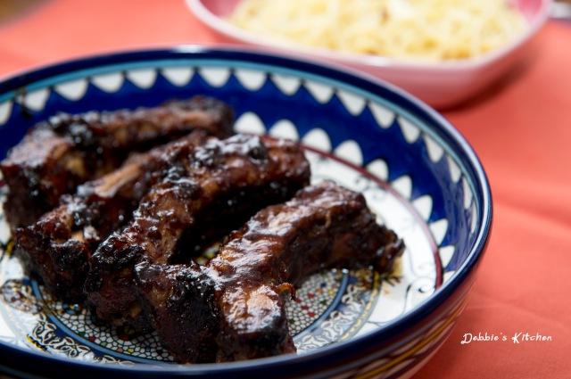 Barbecue Spare Ribs 焗豬肋骨