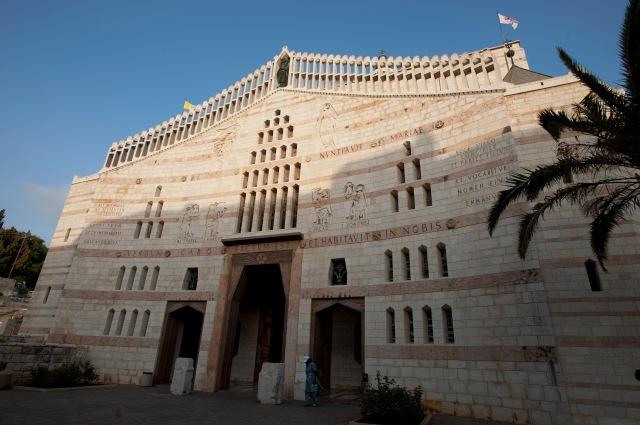 天使報喜教堂(Basilica of the Annunciation)