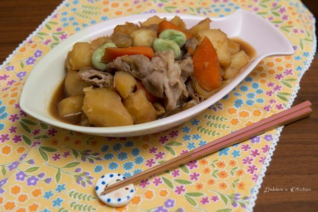 馬鈴薯燉肉 (肉じゃが)