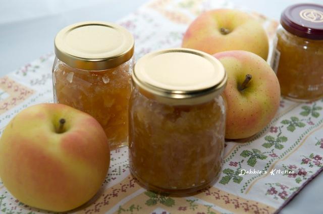 Apple Jam 蘋果果醬