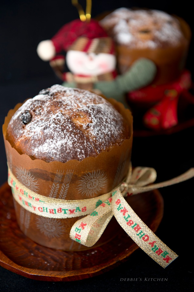 Panettone  聖誕乾果麵包