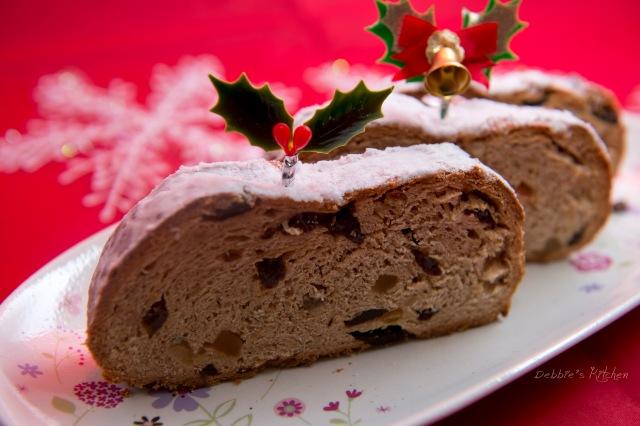 Stollen 德國史多倫聖誕麵包